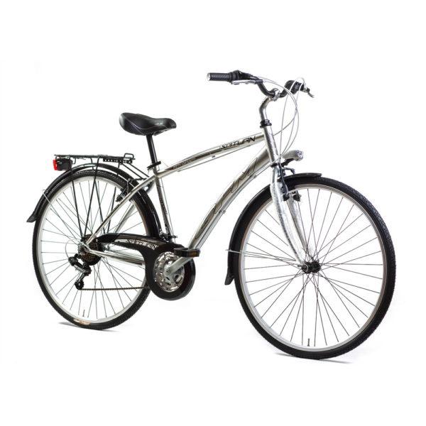 saturn lady 28 shimano tz 6v bianco rosa bike store italia. Black Bedroom Furniture Sets. Home Design Ideas